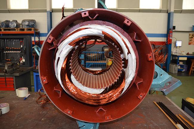 bobinas de motor 1