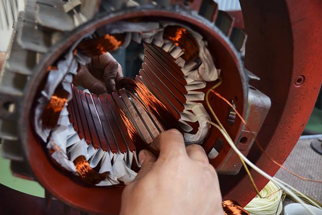 bobinas de motor 2