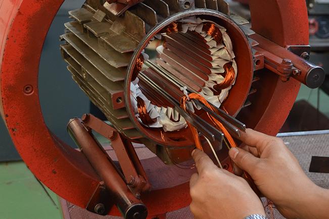 bobinas de motor 4