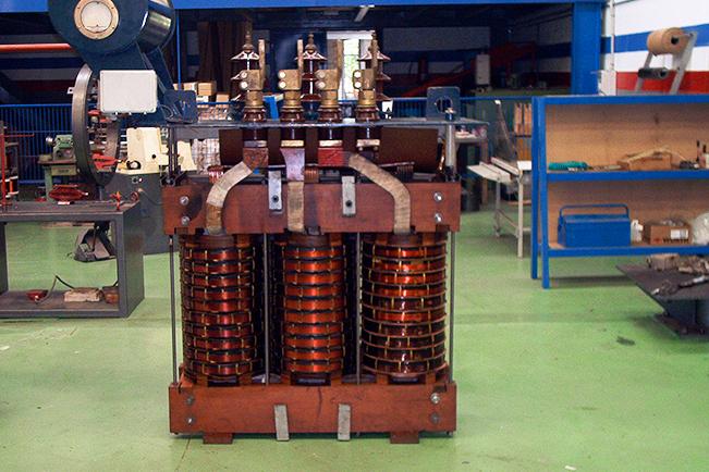 bobinas transformador 1