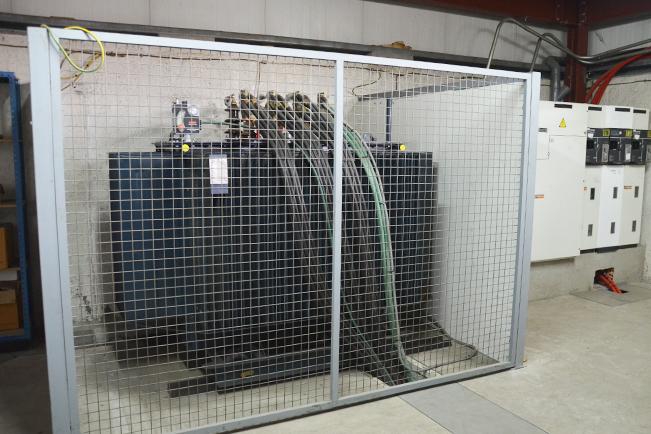 instalación media tensión 1