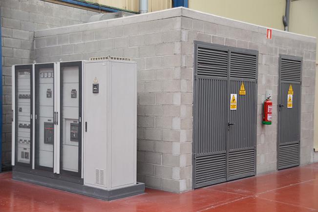 instalación media tensión 2