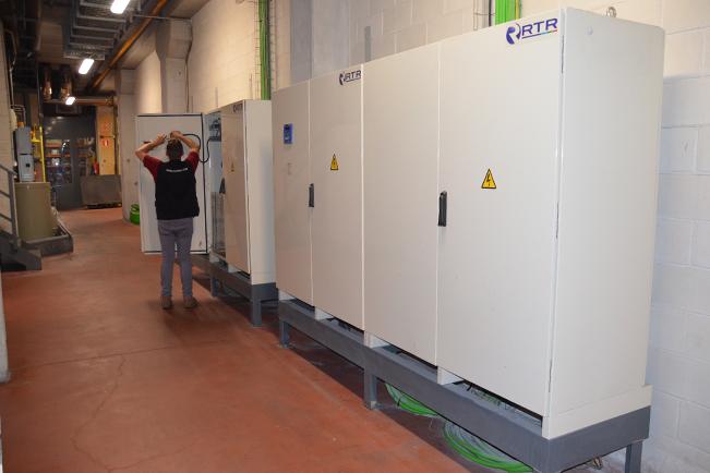 mantenimiento y eficiencia energética 1
