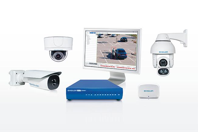 CCTV, Control de presencia y acceso 1