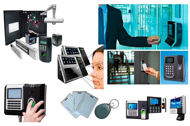 CCTV, Control de presencia y acceso 2